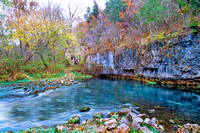WELCH SPRING  SHANNON COUNTY MISSOURI